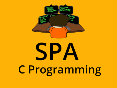 SPA Structured Programming Approach