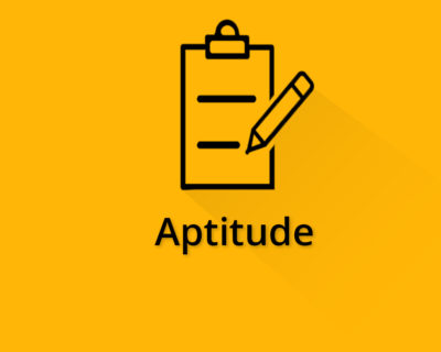 Aptitude Series with Notes