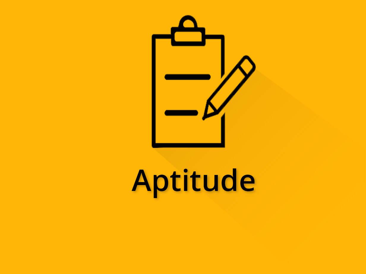 Aptitude Series