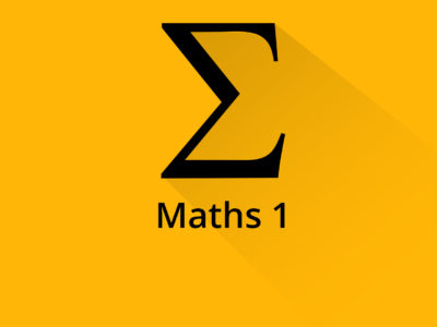Engineering Maths 1