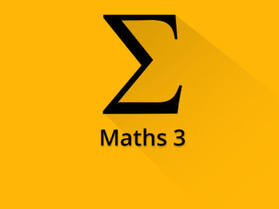 Maths 3 series (Engineering) + Handmade Notes