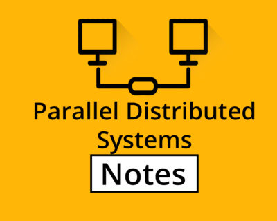Parallel Computing and Distributed System Notes