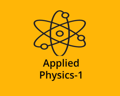 Applied Physics 1
