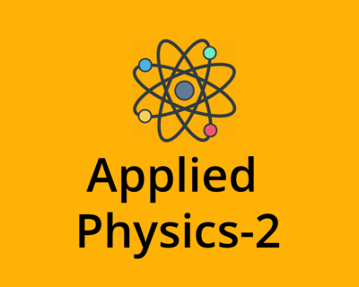 Applied Physics-2