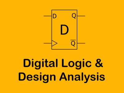 DLDA ( Digital Logic and Design Analysis )