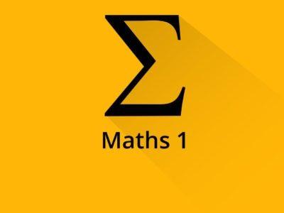 Engineering Maths 1 AKTU