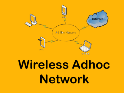 Wireless Adhoc Network