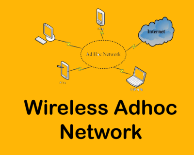 Wireless Adhoc Networks