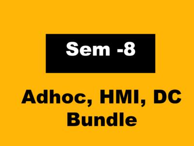 Adhoc + DC + HMI Bundle