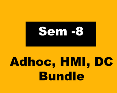 Adhoc + DC + HMI Bundle