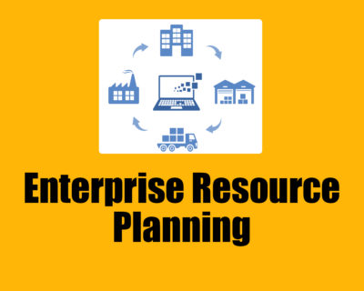Enterprise Resource Planning (ERP)