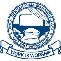 Birla Vishvakarma Maha Vidhyalaya, GIA, V. V. Nagar [GTU]