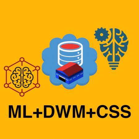 ML+DWM+CSS Bundle