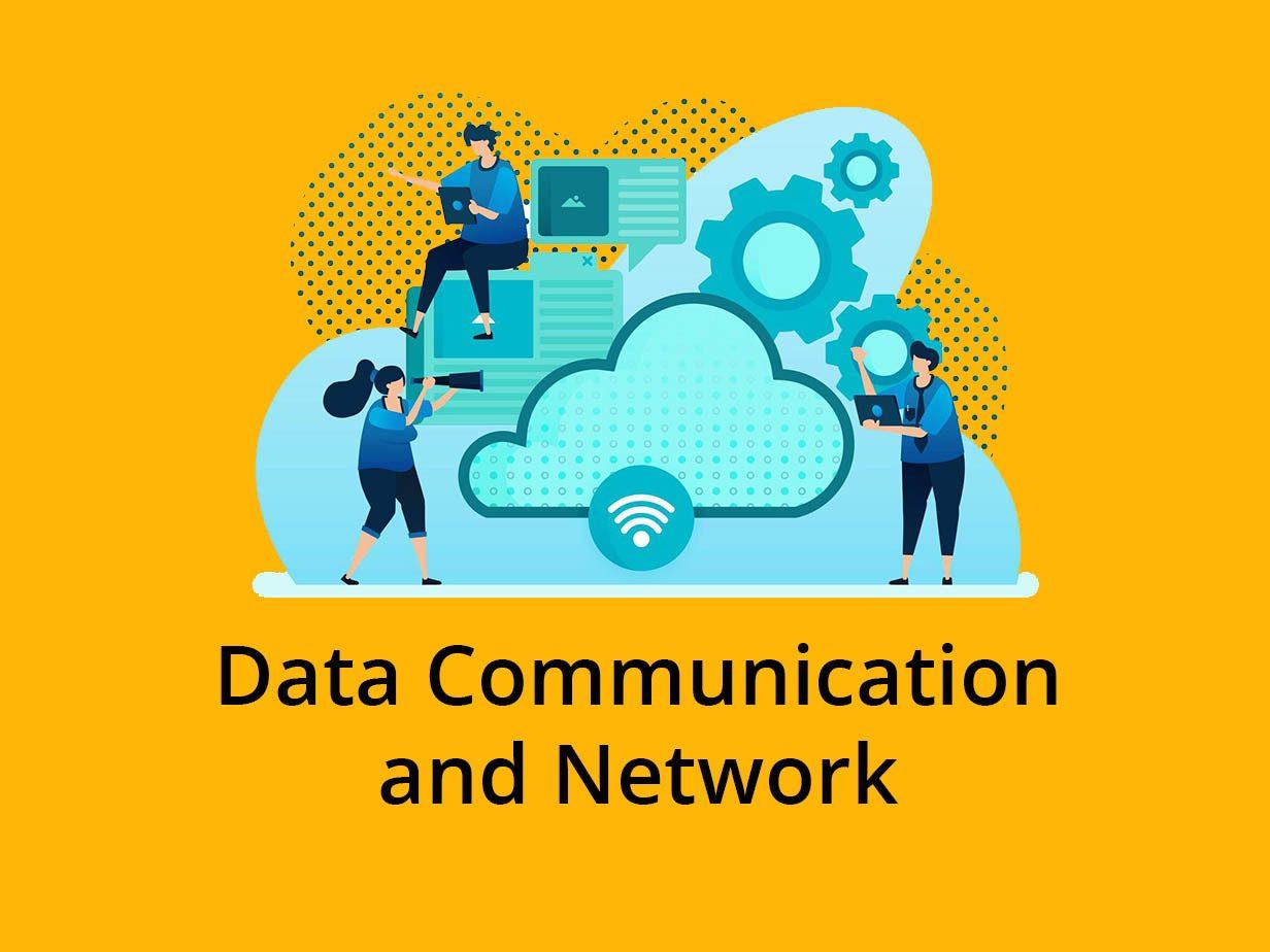 Data Communication and Network
