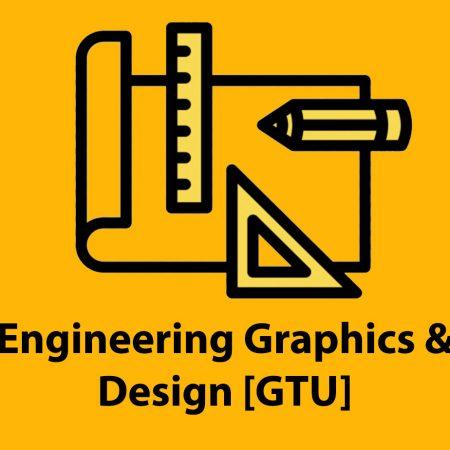 Engineering Graphics  Design [GTU]