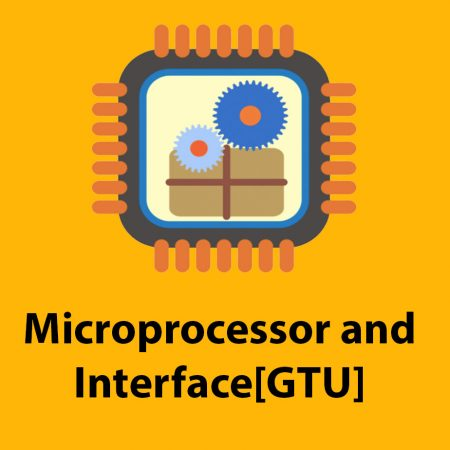Microprocessor & Interfacing