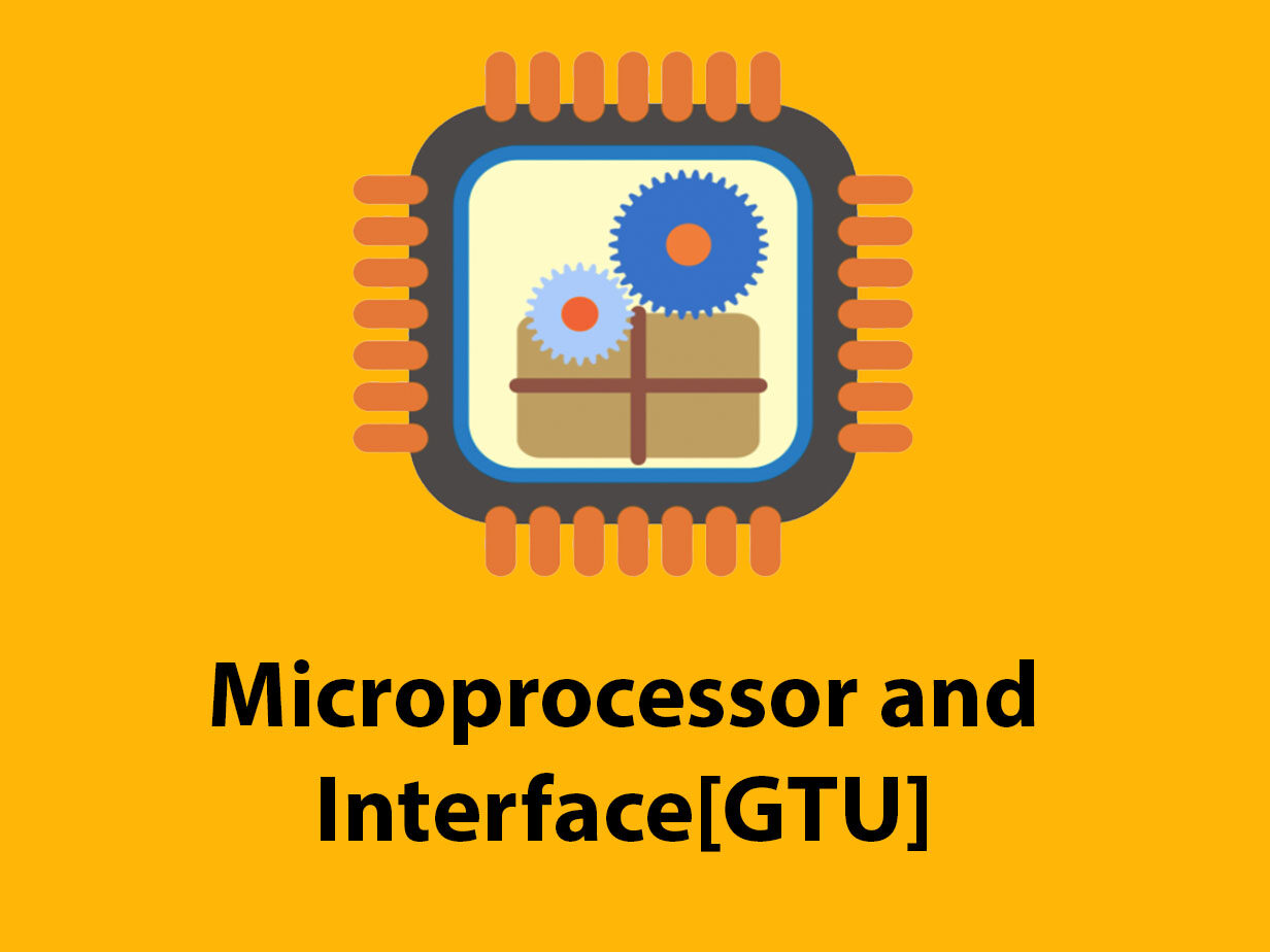 microprocessor and interface