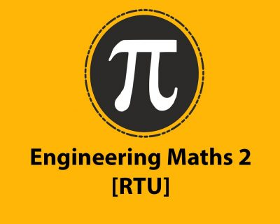 Engineering Maths 2 [RTU]