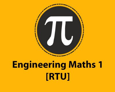 Engineering Maths 1 [RTU]