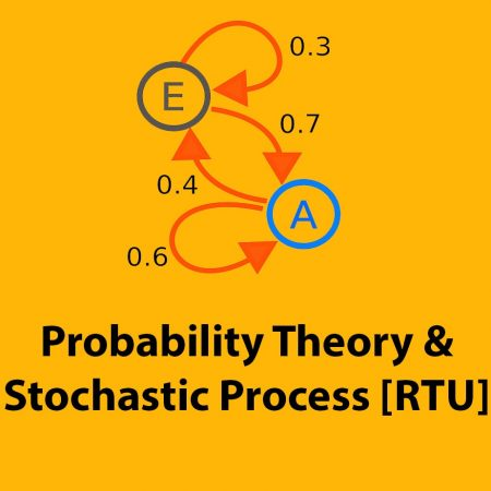 Probability Theory and Stochastic Process [ RTU ]